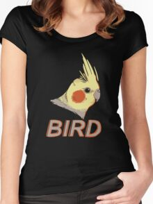BIRD - Cockatiel Women's Fitted Scoop T-Shirt