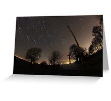 pbbyc - 120min Star Trail Greeting Card