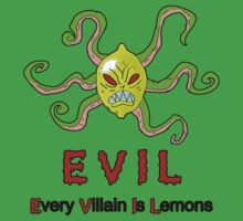 Every Villain Is Lemons [V2] by jeffcrazy