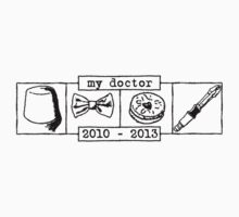 My Doctor (Smith) alt. by inkpossible