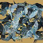 MegaBirds by Jessica Wilson