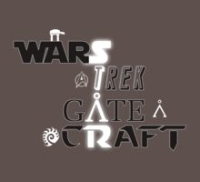 StarWARS/GATE/TREK/CRAFT by qazwertsad232