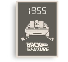 pbbyc - Back to the Future Pt 1 Canvas Print