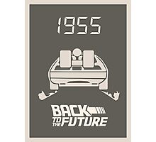 pbbyc - Back to the Future Pt 1 Photographic Print