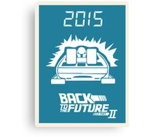pbbyc - Back to the Future Pt 2 Canvas Print