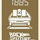 pbbyc - Back to the Future Pt 3 by pbbyc