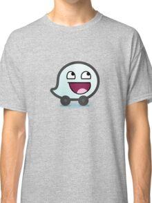 Awesome Waze Face - Boy Classic T-Shirt
