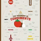 The Taxonomy of Condiments by Stephen Wildish