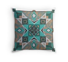 Tile Throw Pillow