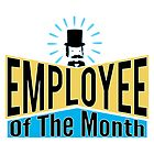 Employee of the month by Emma Harckham
