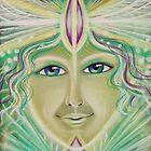 Archangel Raphael by Hayley Mawson Roberts