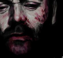 """Crowley in """"Sacrifice"""" by jessikamr"""