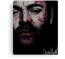"Crowley in ""Sacrifice"" Canvas Print"