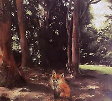 Woodland Fox by Cherise Foster