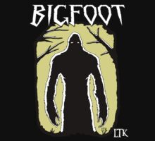 BIGFOOT by MetalheadMerch