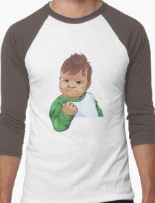 Success Kid Men's Baseball ¾ T-Shirt