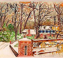 Joseph's House by Anne Gitto