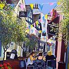 Lunch in the Lanes by Paula Oakley