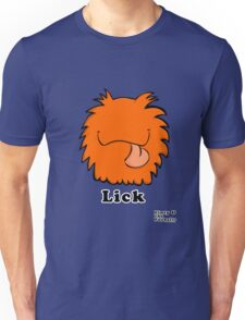 Linty & the Fuzzballs - Lick Unisex T-Shirt