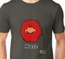 Linty & the Fuzzballs - Nose Unisex T-Shirt