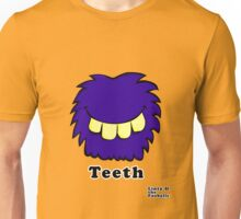 Linty & the Fuzzballs - Teeth Unisex T-Shirt