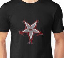 Bloody Pentagram 666 T-shirt Unisex T-Shirt