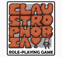 Claustrophobia Role-Playing Game by Rodney Sloan