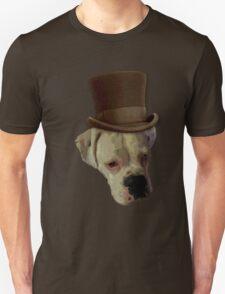 Top Hat Boxer T-Shirt