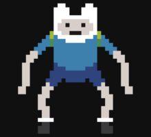 Finn the Pixel Kids Clothes