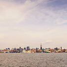 Manhattan Skyline - Cityscape by Vivienne Gucwa