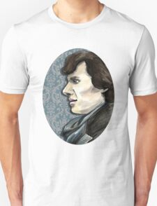 Sherlock Profile T-Shirt