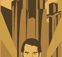 Metropolis by DanWilkinson
