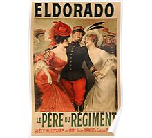 Reprint of a French Army Recruiting Poster Poster