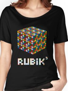 Rubik Cube Women's Relaxed Fit T-Shirt