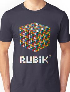 Rubik Cube Unisex T-Shirt