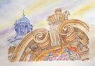 Art Nouveau. Lisbon. by terezadelpilar~ art & architecture