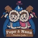 Popo & Nana by MeleeNinja