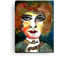 Marchesa Luisa Casati Portrait #1 Canvas Print