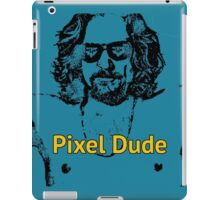 Pixel Dude iPad Case/Skin