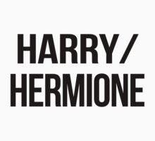 TEAM HARRY/HERMIONE by june25thfoto