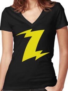 Zenith Women's Fitted V-Neck T-Shirt