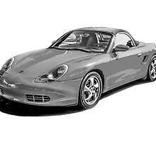 Porsche Boxster by Chris L Smith