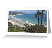 Laguna Beach, California Greeting Card