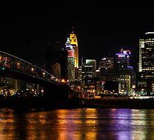 Cincinnati by Cathy Donohoue