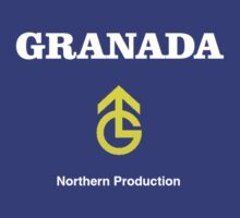 Granada TV t-shirt by RudieSeventyOne