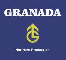 Granada TV t-shirt by RudieSeventyOne