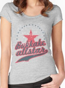 all star Women's Fitted Scoop T-Shirt