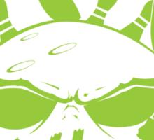 Split Happens Bowling Logo Sticker