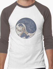 Ring Yang Men's Baseball ¾ T-Shirt