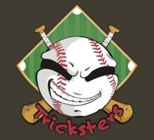 Tricksters Baseball Logo by Gingerbredmanny